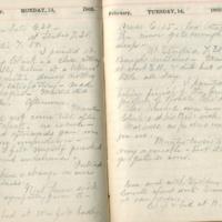February 1865 Journal Entry