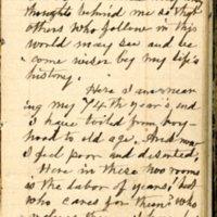 January 24, 1891 Diary Entry